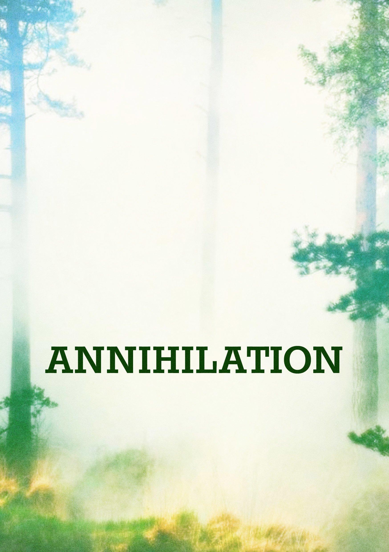 """Plakat von """"Annihilation"""""""