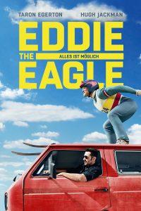 """Plakat von """"Eddie the Eagle: Alles ist möglich"""""""