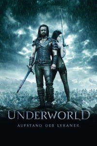 """Plakat von """"Underworld - Aufstand der Lykaner"""""""