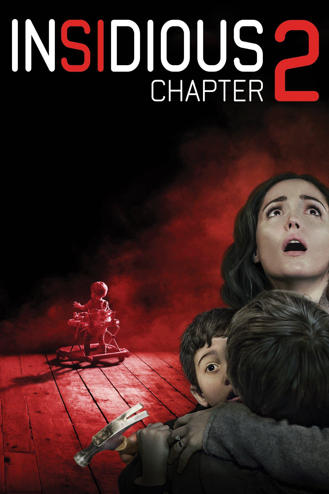 "Plakat von ""Insidious: Chapter 2"""