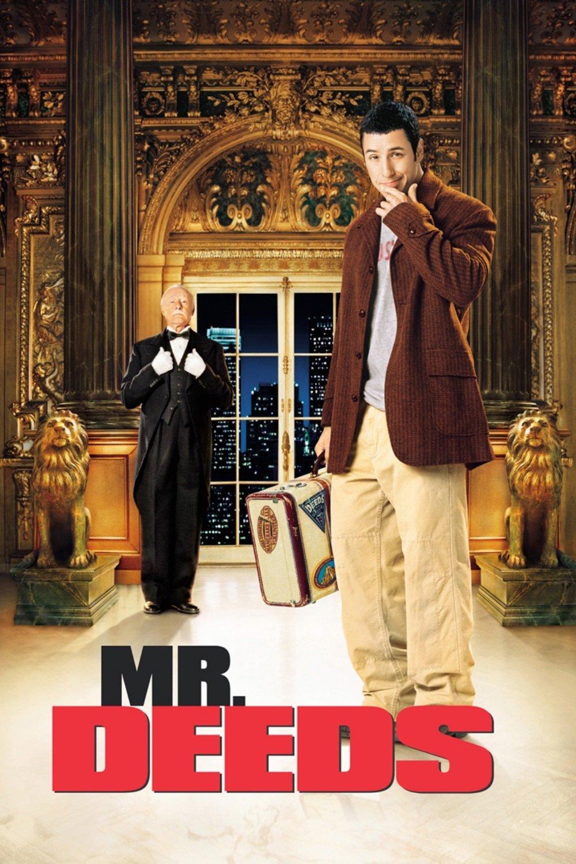 """Plakat von """"Mr. Deeds"""""""