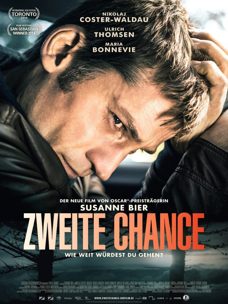 """Plakat von """"Zweite Chance"""""""