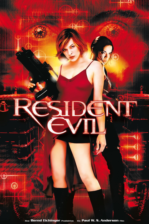 "Plakat von ""Resident Evil"""
