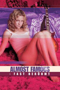 """Plakat von """"Almost Famous - Fast berühmt"""""""