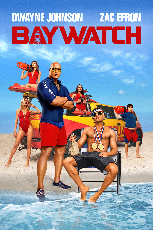 """Plakat von """"Baywatch"""""""