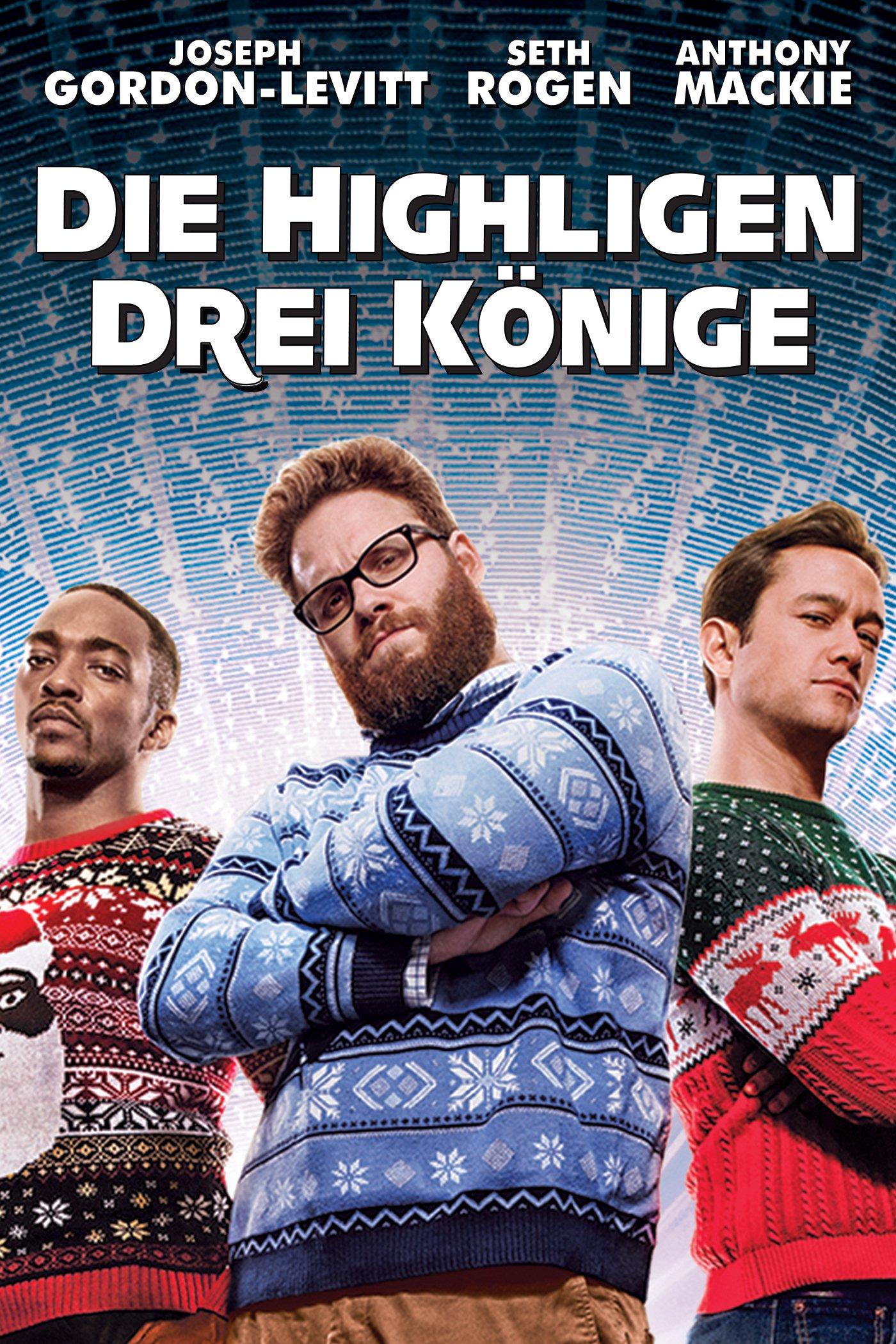 """Plakat von """"Die Highligen drei Könige"""""""
