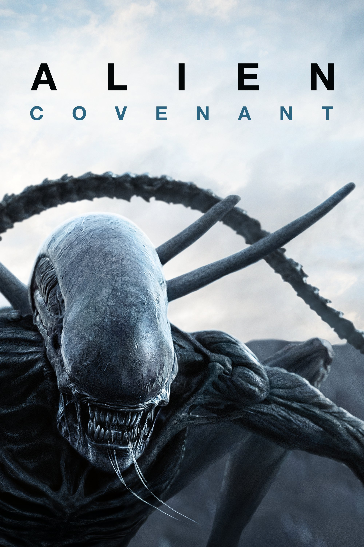 """Plakat von """"Alien: Covenant"""""""