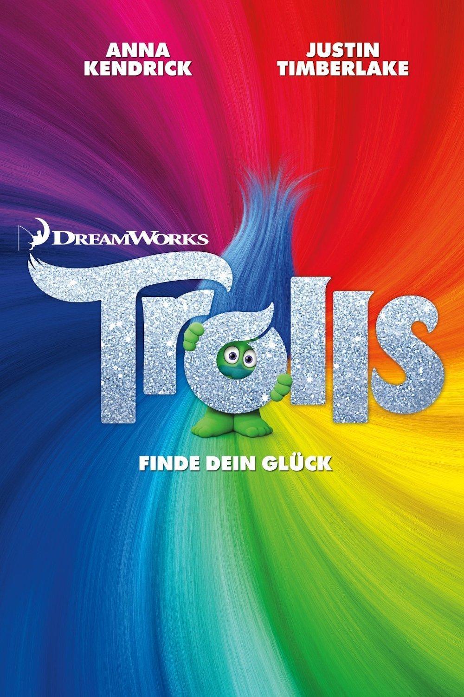 """Plakat von """"Trolls"""""""