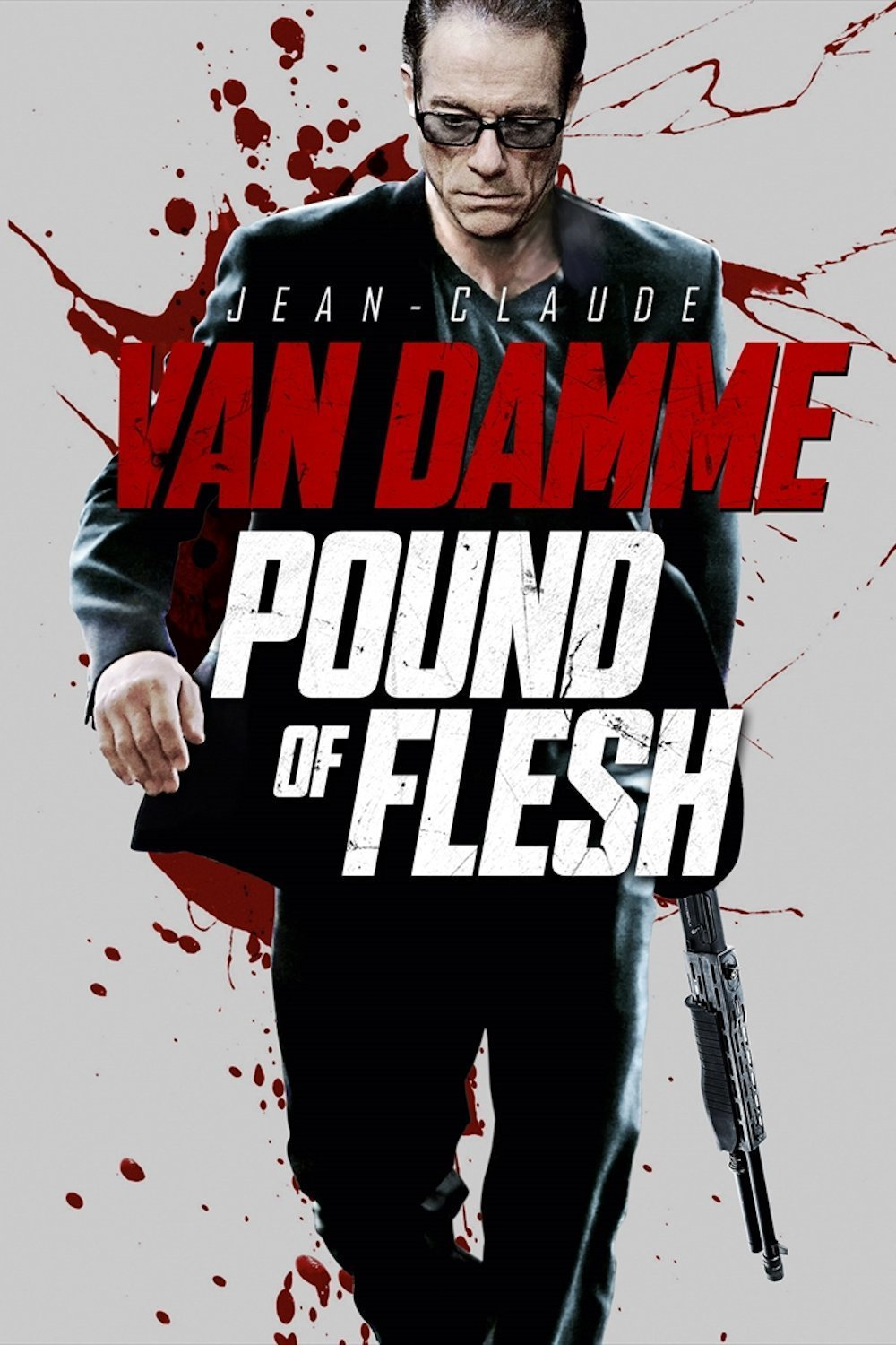 "Plakat von ""Pound of Flesh"""