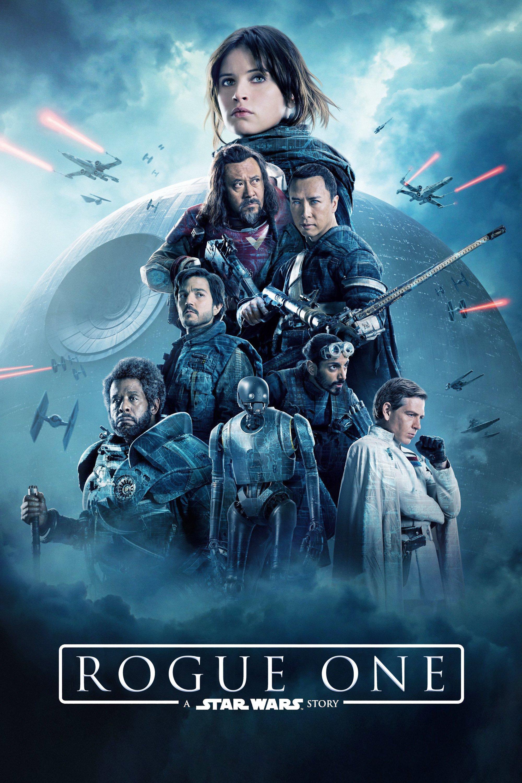 """Plakat von """"Rogue One: A Star Wars Story"""""""