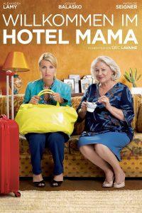"""Plakat von """"Willkommen im Hotel Mama"""""""