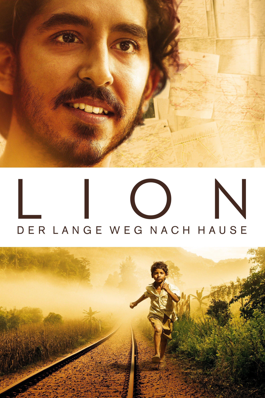 """Plakat von """"Lion – Der lange Weg nach Hause"""""""