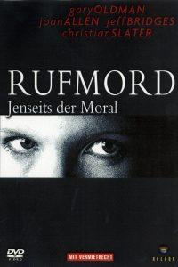 """Plakat von """"Rufmord - Jenseits der Moral"""""""