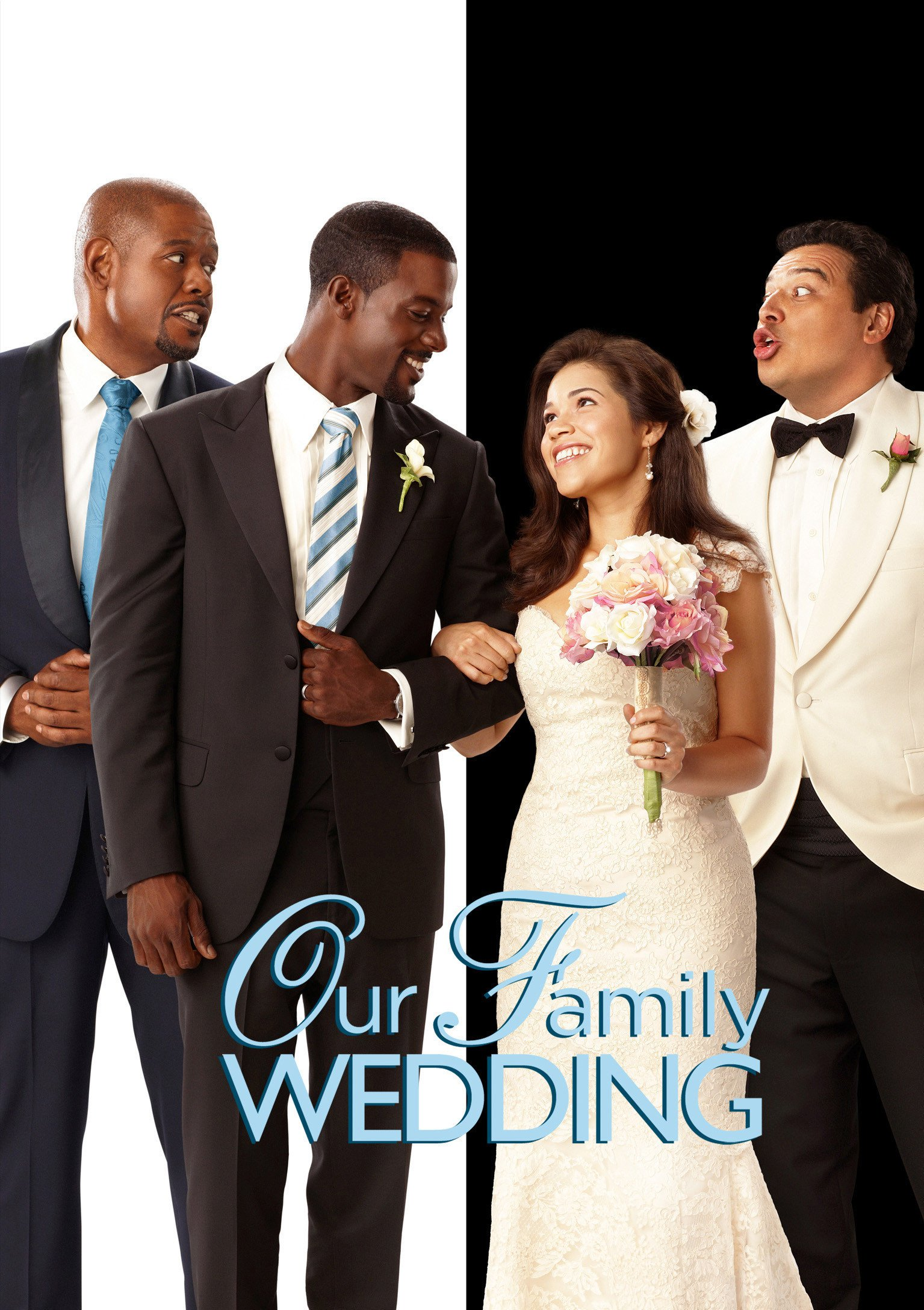 "Plakat von ""Our Family Wedding"""