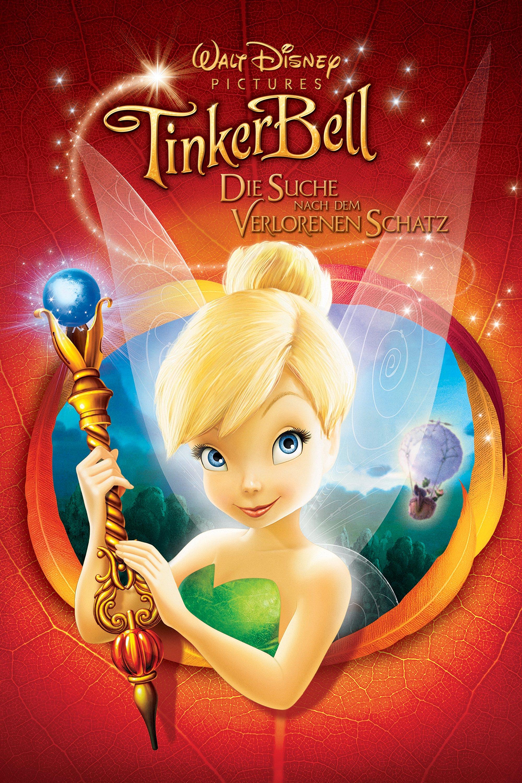"""Plakat von """"TinkerBell - Die Suche nach dem verlorenen Schatz"""""""