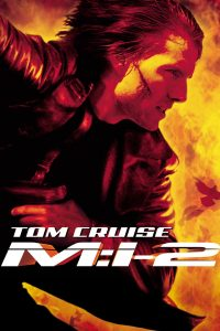 "Plakat von ""Mission: Impossible II"""
