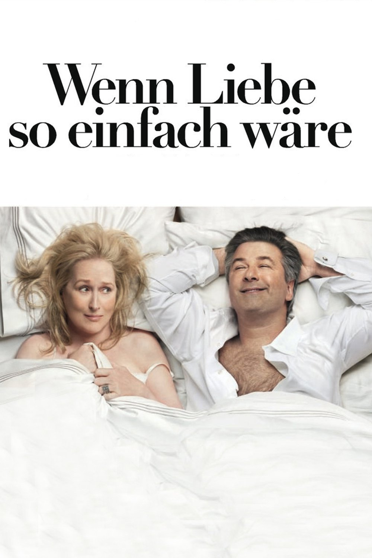 """Plakat von """"Wenn Liebe so einfach wäre"""""""