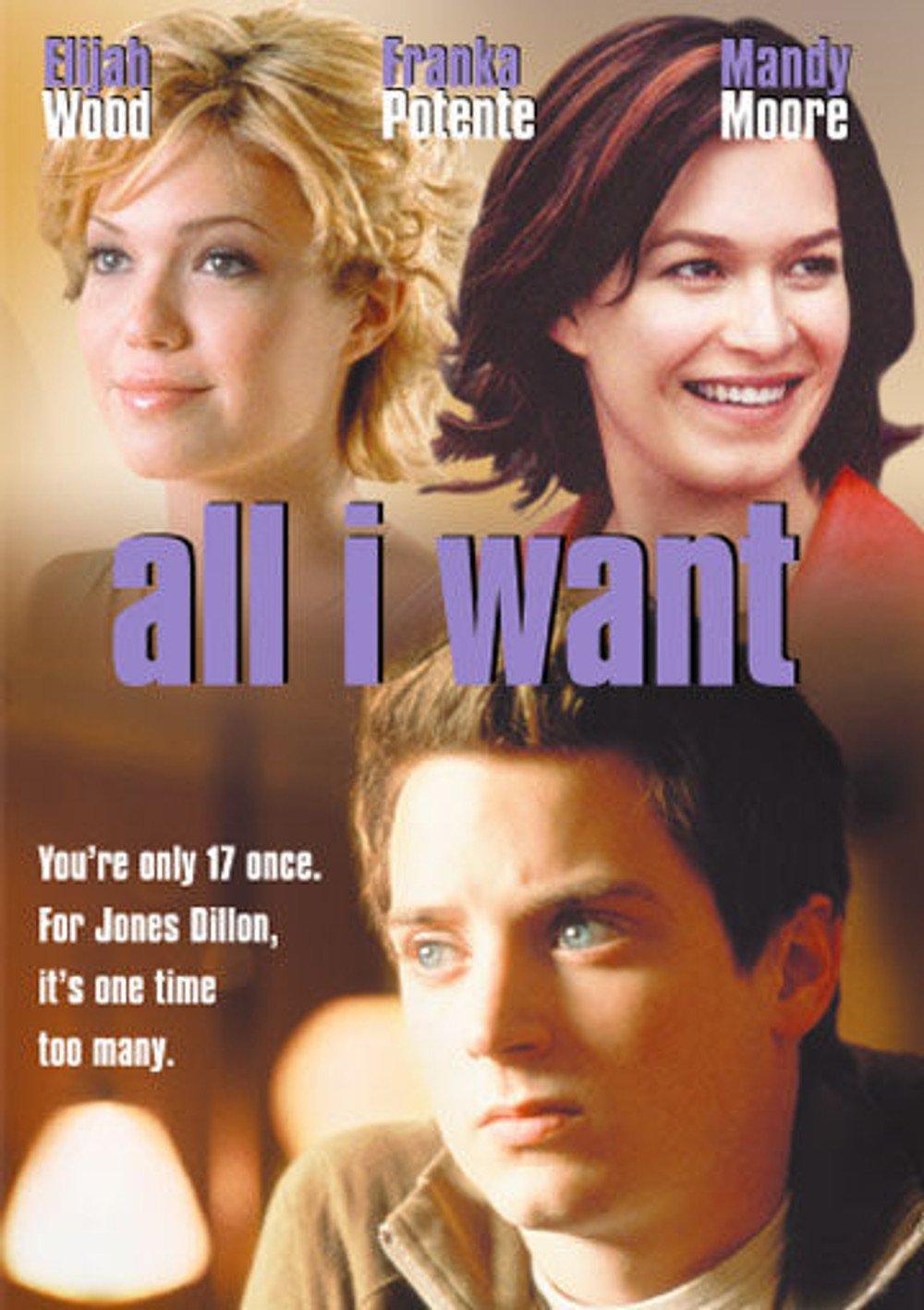 """Plakat von """"All I Want"""""""