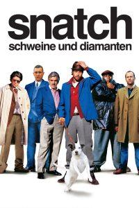 """Plakat von """"Snatch - Schweine und Diamanten"""""""