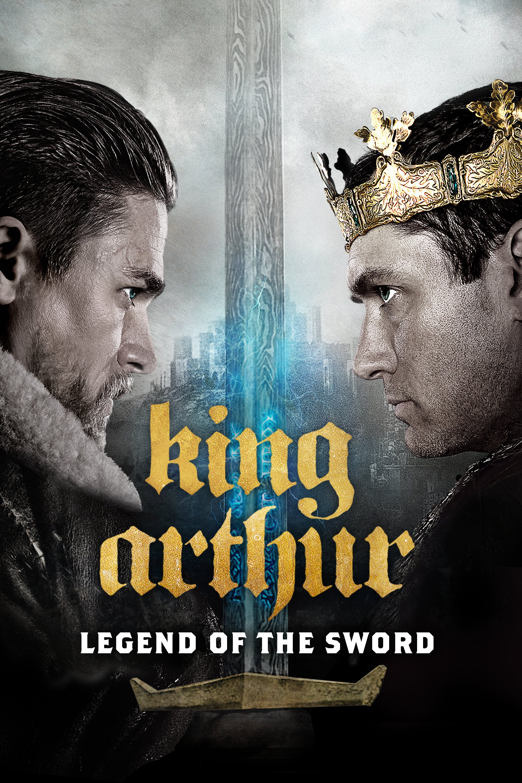 "Plakat von ""King Arthur: Legend of the Sword"""