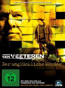 """Plakat von """"Van Veeteren - Der unglückliche Mörder"""""""