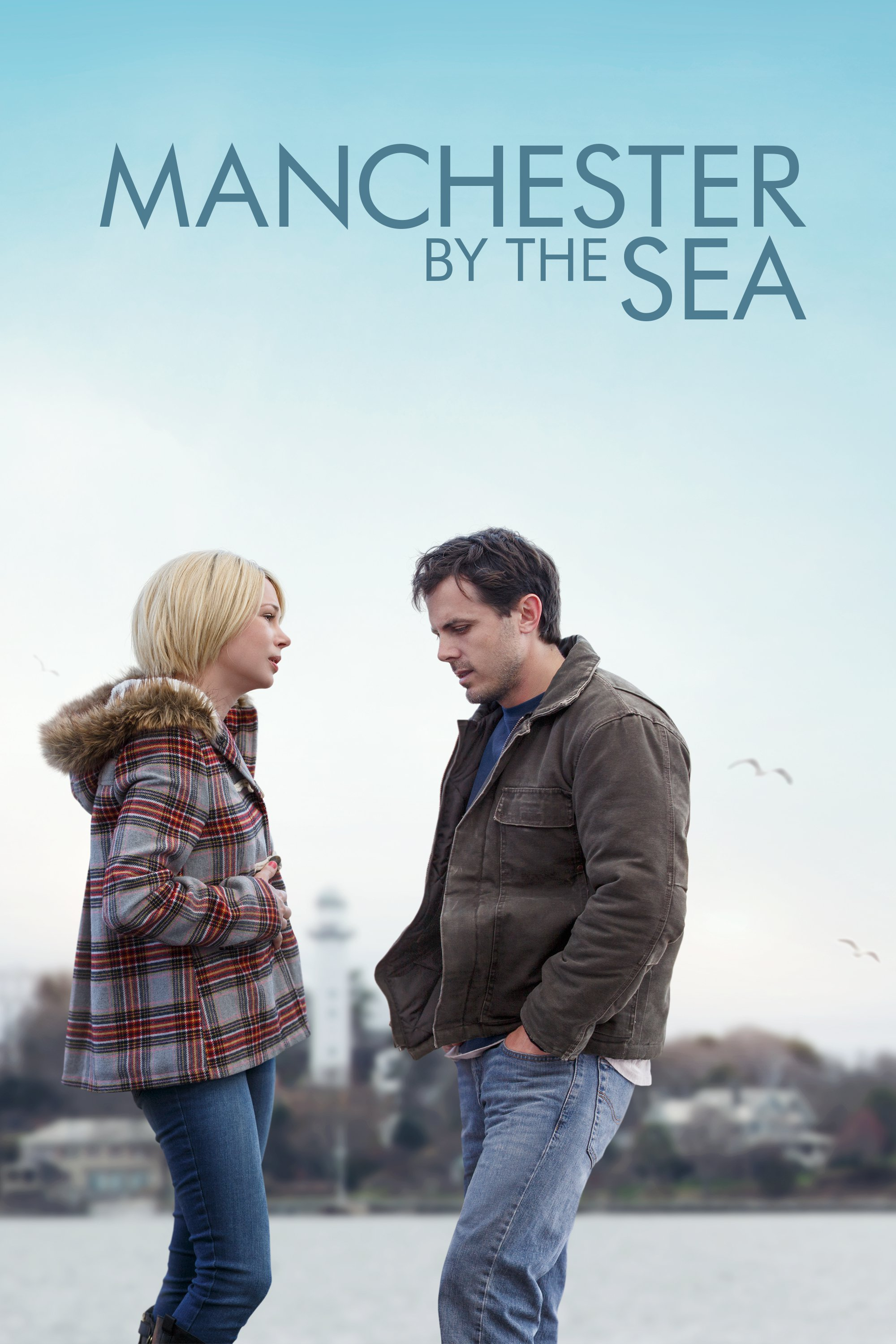 "Plakat von ""Manchester by the Sea"""