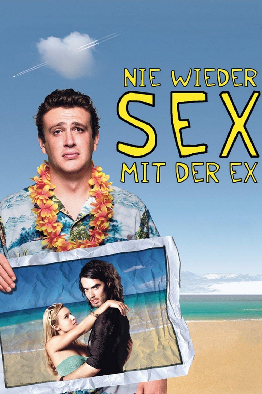 """Plakat von """"Nie wieder Sex mit der Ex"""""""