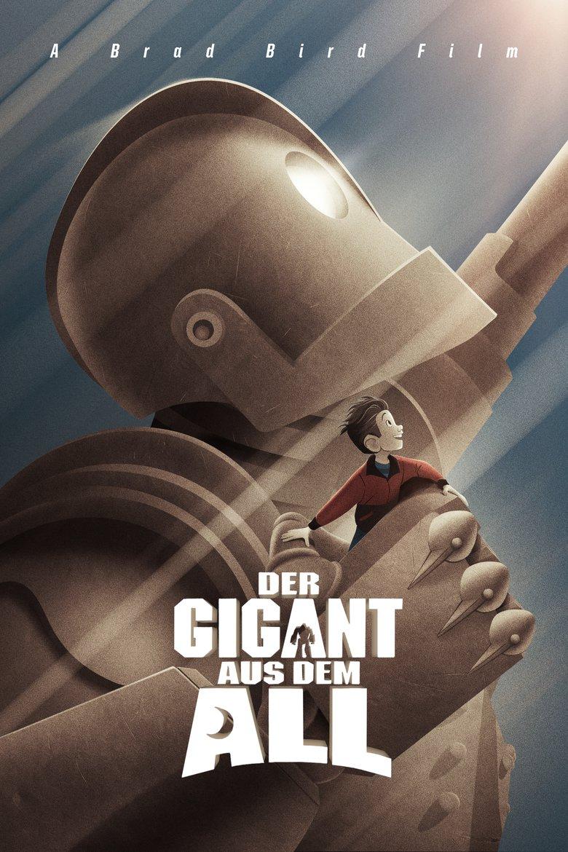 """Plakat von """"Der Gigant aus dem All"""""""