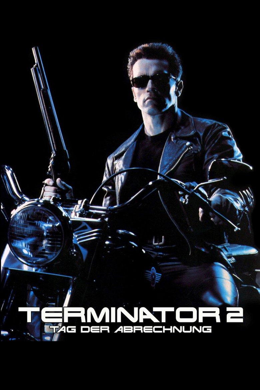 """Plakat von """"Terminator 2 - Tag der Abrechnung"""""""