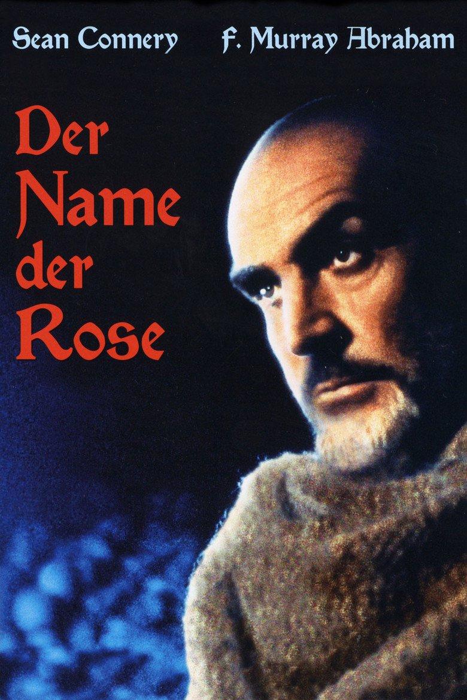 """Plakat von """"Der Name der Rose"""""""