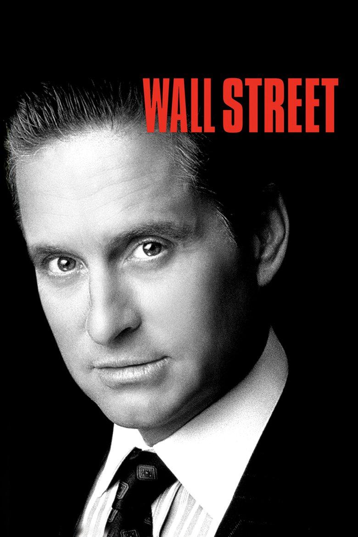 """Plakat von """"Wall Street"""""""