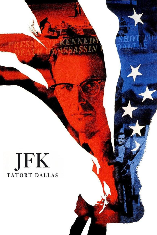 "Plakat von ""JFK - Tatort Dallas"""