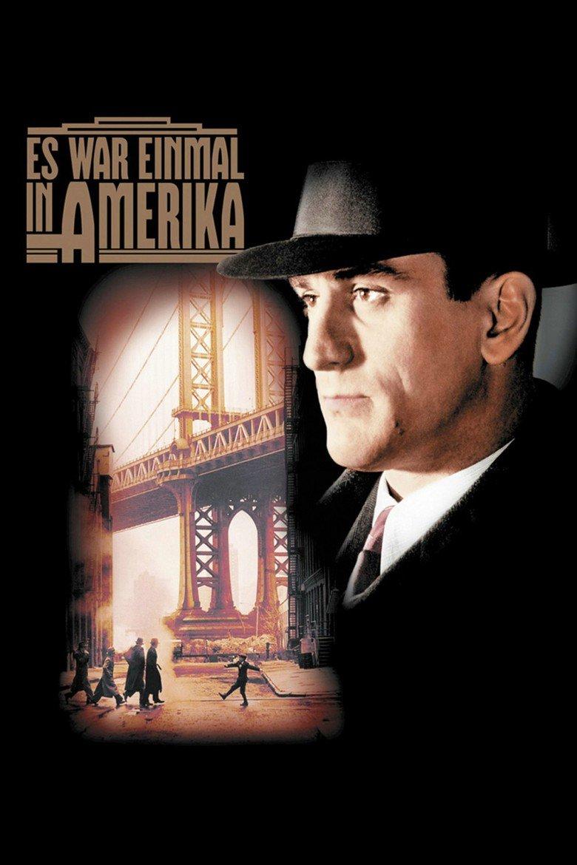 """Plakat von """"Es war einmal in Amerika"""""""