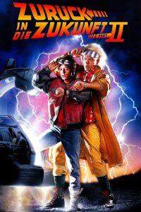 """Plakat von """"Zurück in die Zukunft II"""""""