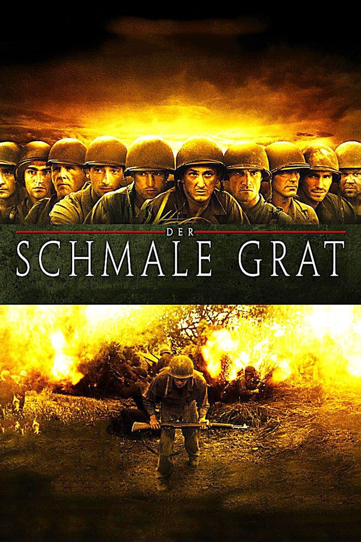 """Plakat von """"Der schmale Grat"""""""