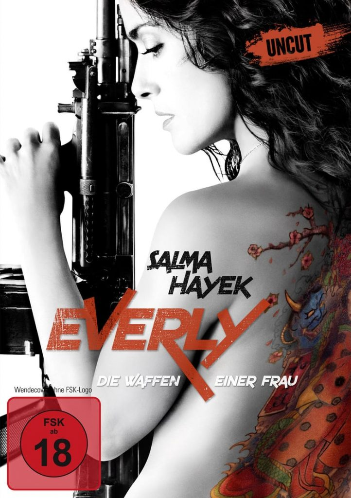 """Plakat von """"Everly"""""""