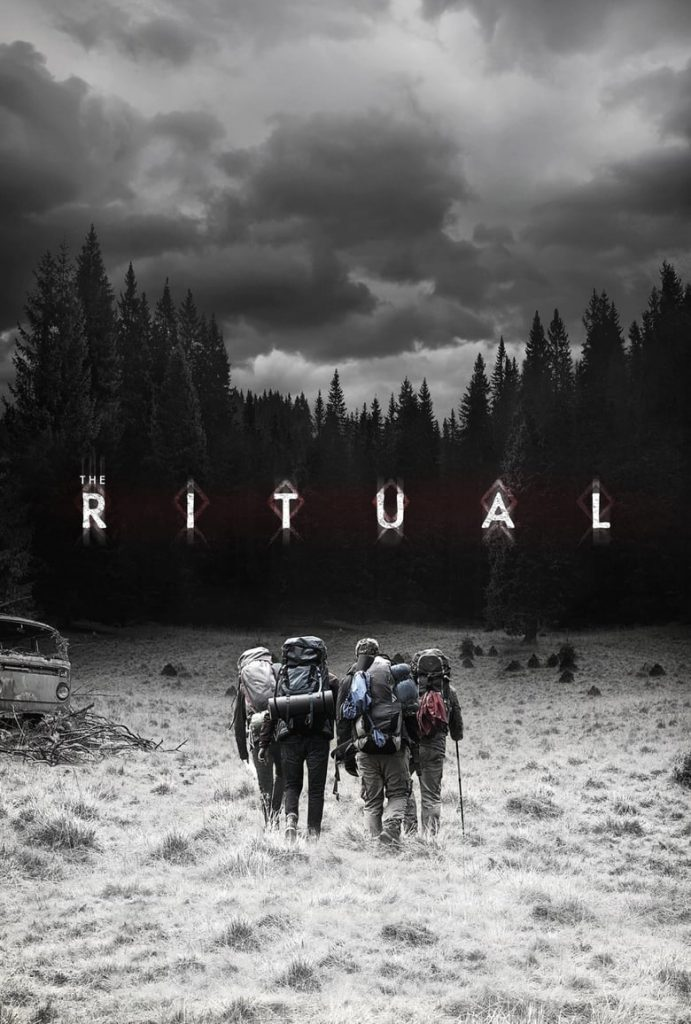 "Plakat von ""The Ritual"""
