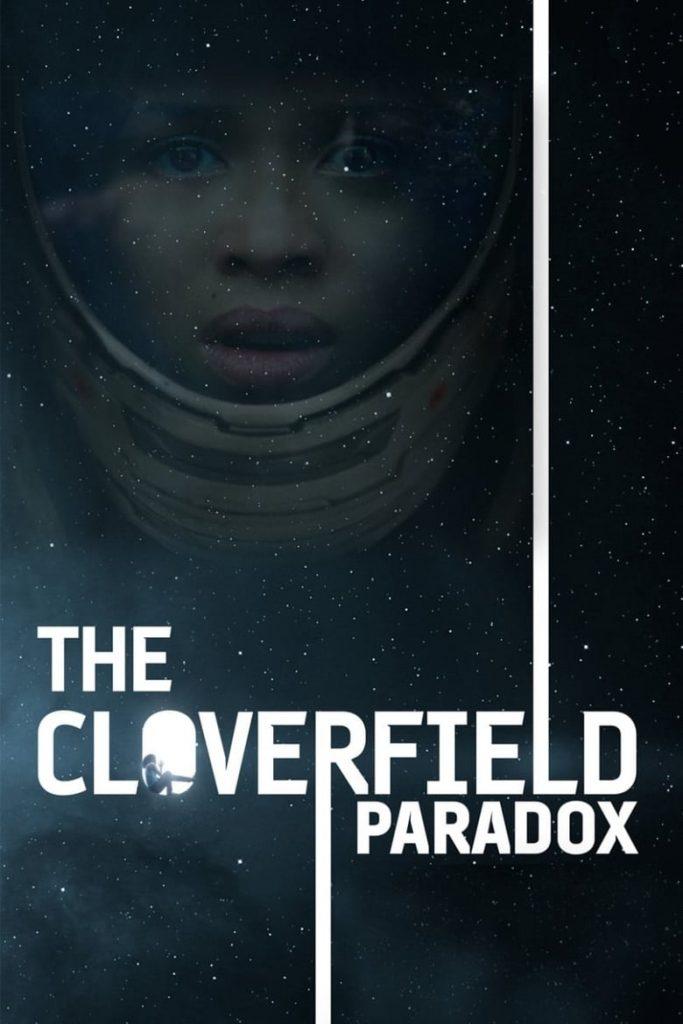 """Plakat von """"The Cloverfield Paradox"""""""