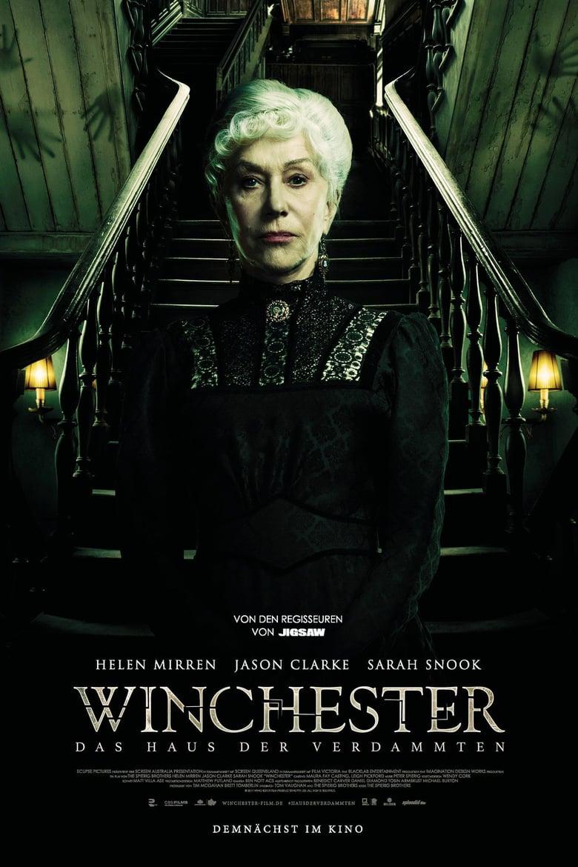 """Plakat von """"Winchester - Das Haus Der Verdammten"""""""