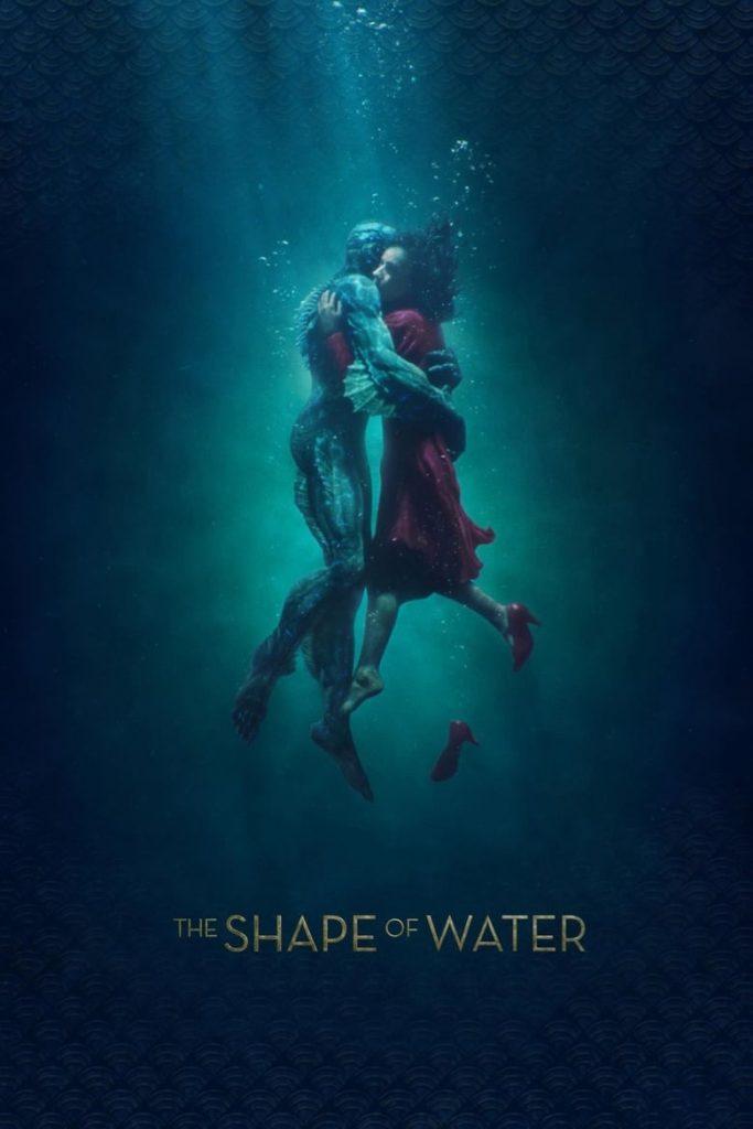 """Plakat von """"Shape of Water - Das Flüstern des Wassers"""""""
