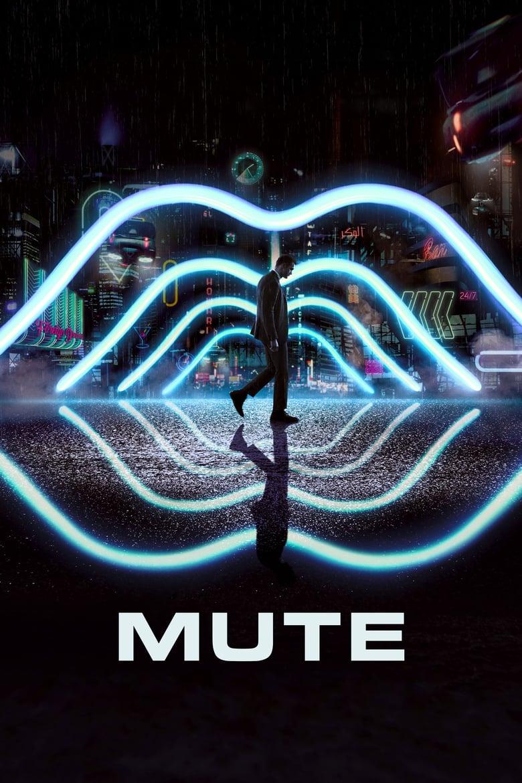"""Plakat von """"Mute"""""""