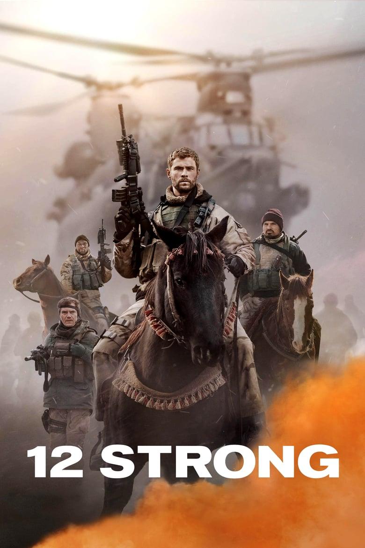 """Plakat von """"Operation: 12 Strong"""""""
