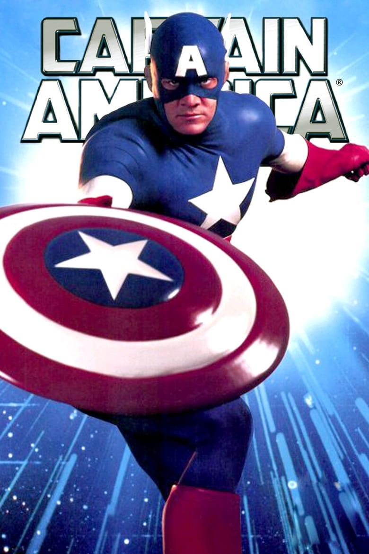 """Plakat von """"Captain America"""""""