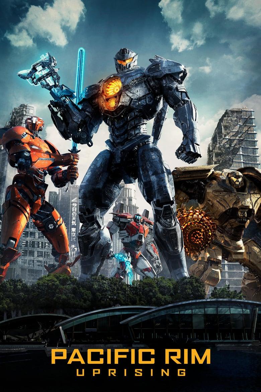 """Plakat von """"Pacific Rim 2: Uprising"""""""