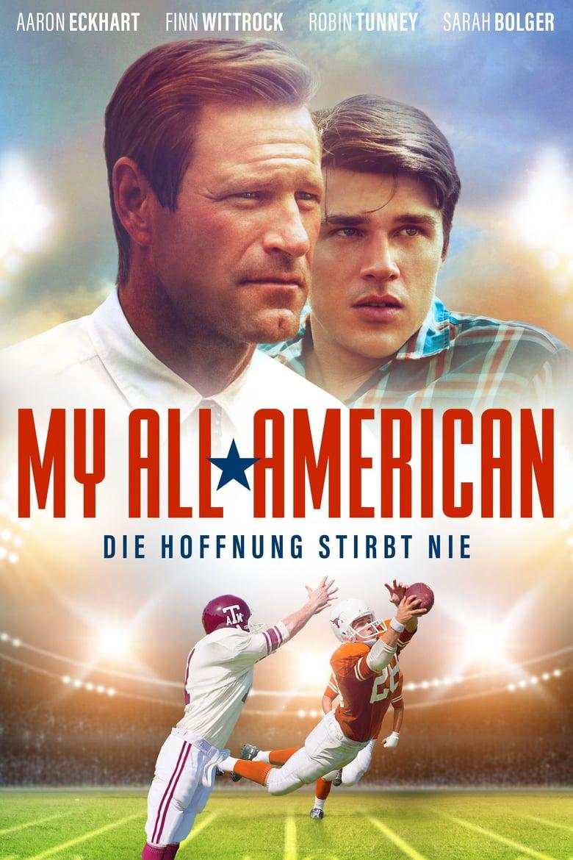 """Plakat von """"My All American"""""""