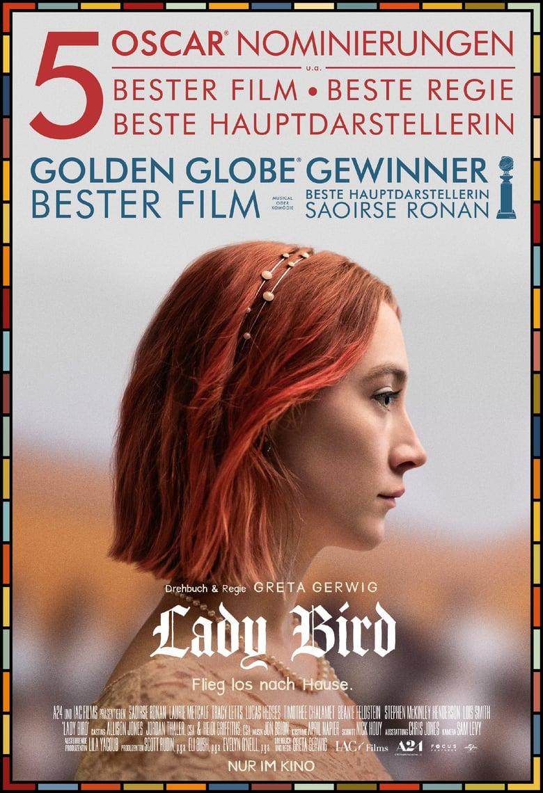 """Plakat von """"Lady Bird"""""""