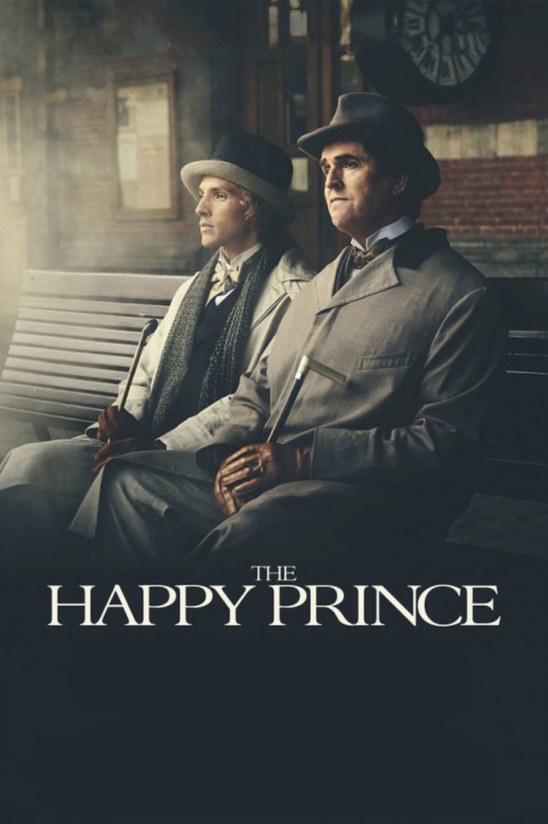 "Plakat von ""The Happy Prince"""