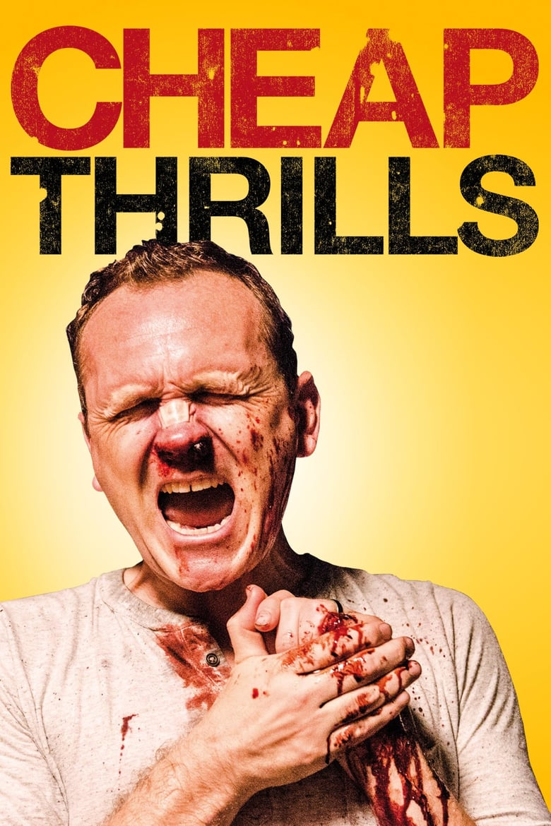 "Plakat von ""Cheap Thrills"""