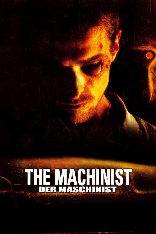 """Plakat von """"Der Maschinist"""""""