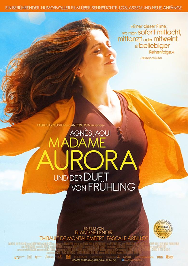 """Plakat von """"Madame Aurora und der Duft von Frühling"""""""